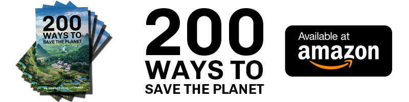 200 Ways to Save the Planet